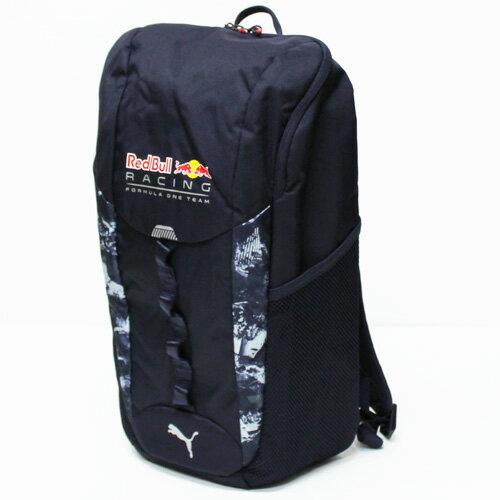 レッドブル・レーシング レプリカ バックパック(ネイビー)【PUMA/プーマ】【Red Bull RACING】