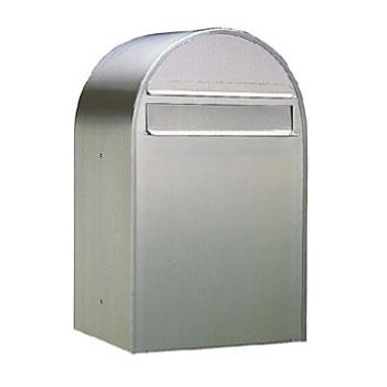 セキスイデザインワークス・ボンボビ(ステンレス)郵便ポストAAH08A[P-420]【あす楽対応不可】【全品送料無料】