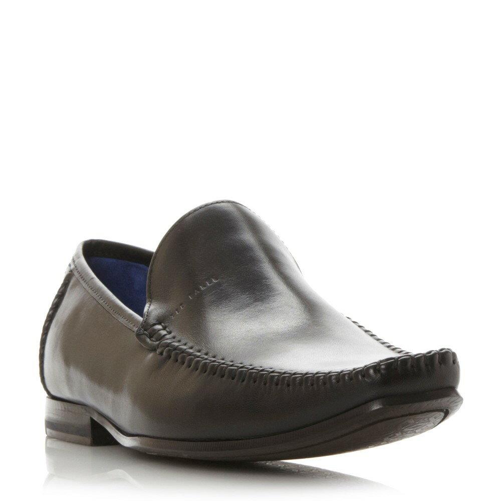 テッドベーカー メンズ シューズ・靴 ドライビングシューズ【Bly Moccasin Loafers】black