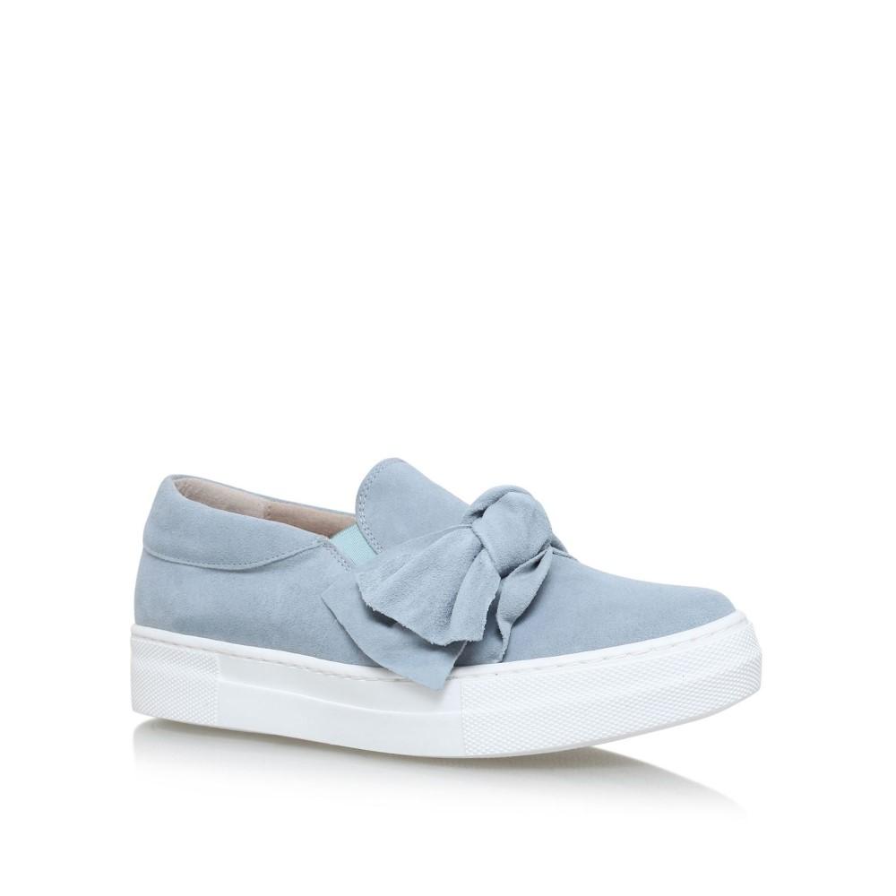 KG カートジェイガー レディース シューズ・� スニーカー�Little Low Heel Slip On Sneakers】light blue