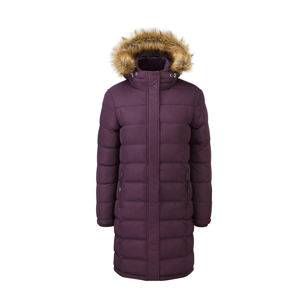 トッグ24 レディース アウター コート【Freeze Tcz Thermal Winter Jacket】purple