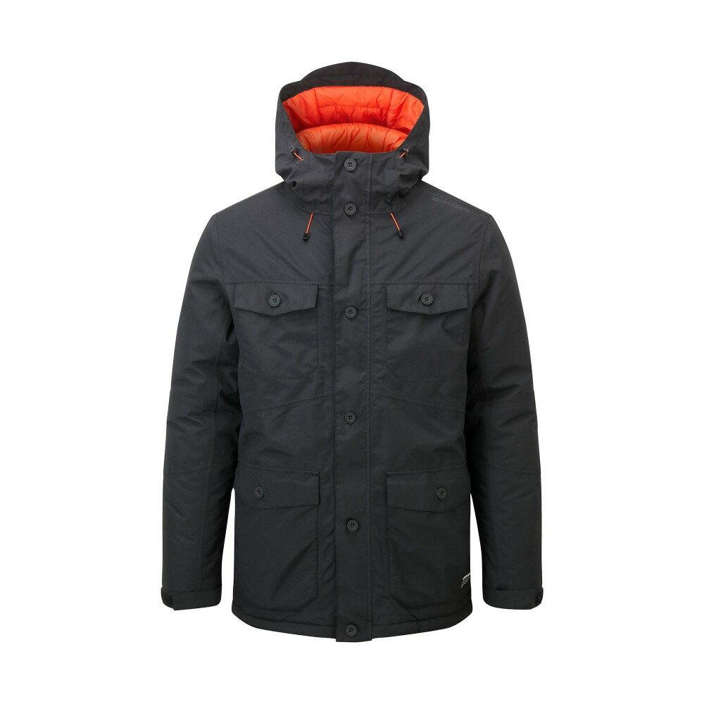 トッグ24 メンズ アウター コート【Drift Milatex 3in1 Parka Jacket】black