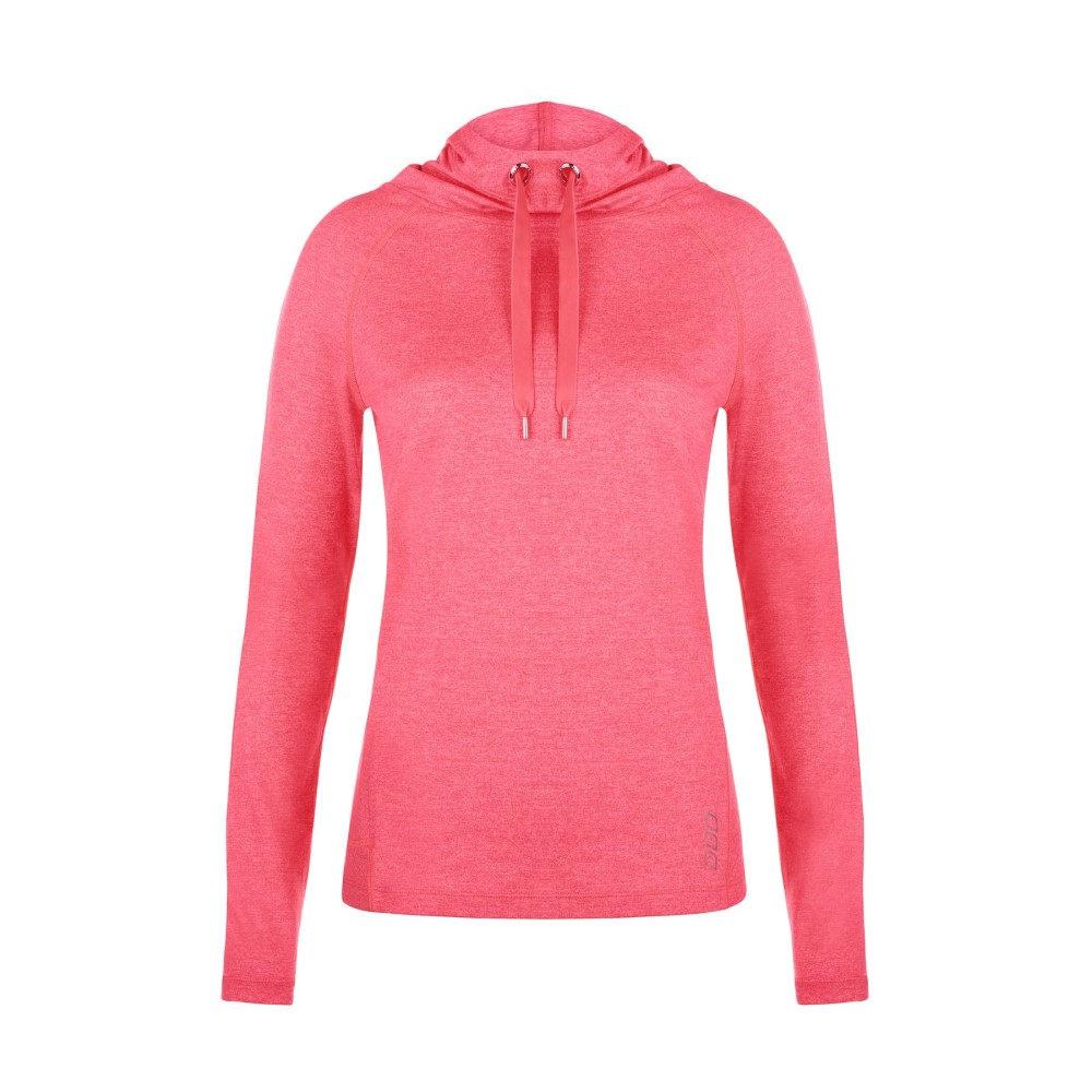 ローナジェーン レディース トップス パーカー【Annika Hooded Excel Pullover】pink