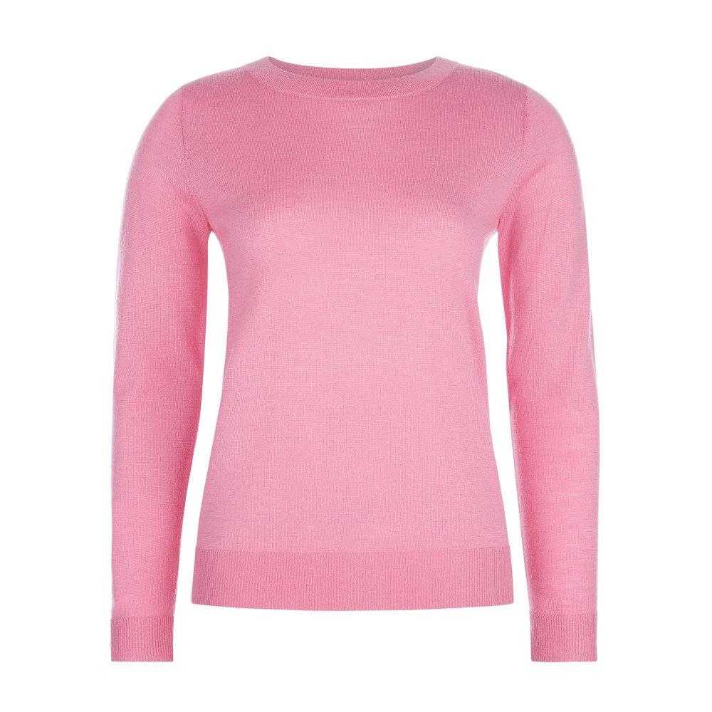 ホッブス レディース トップス ニット・セーター【Paper Clip Sweater】candy pink