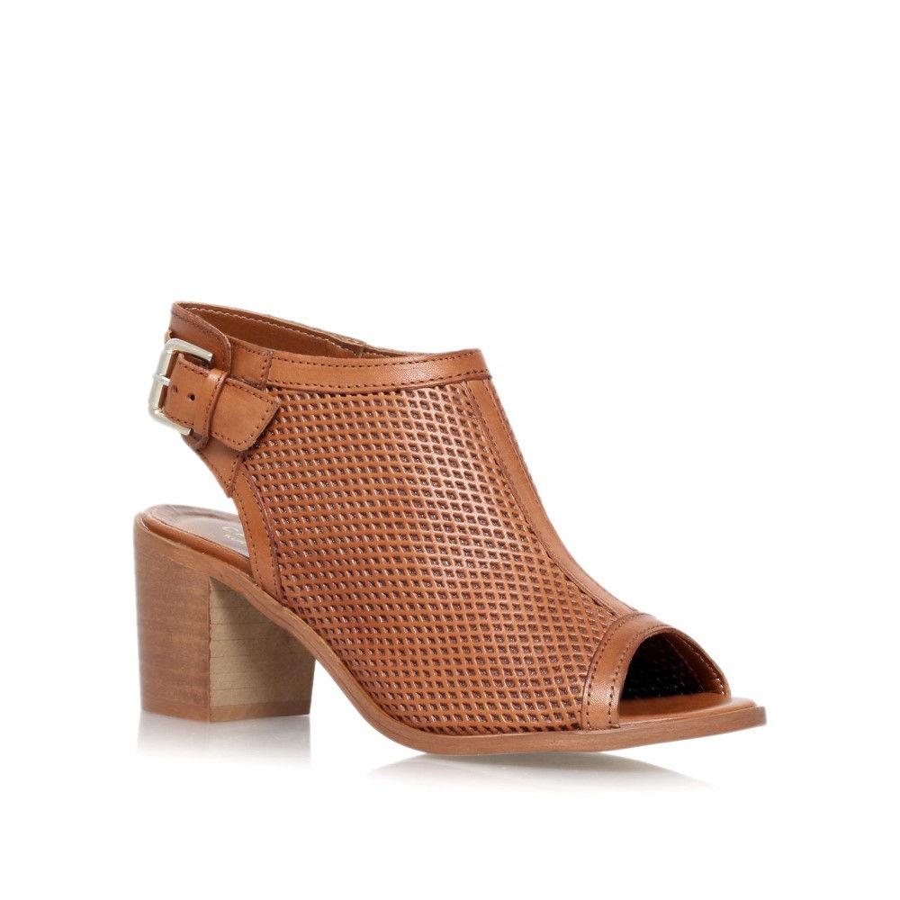 カーベラ レディース シューズ・靴 ブーツ【Audrey Mid Heel Shoe Boots】tan