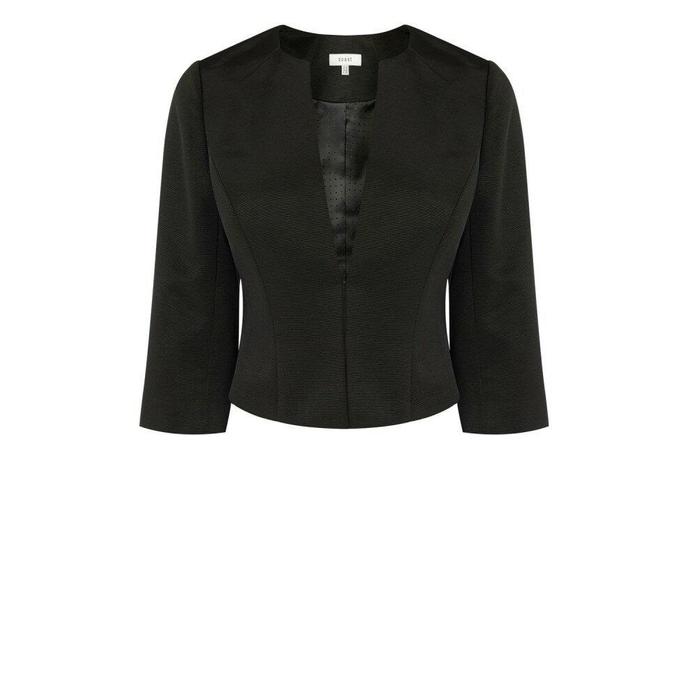 コースト レディース アウター ジャケット【Kemara Ottoman Jacket】black