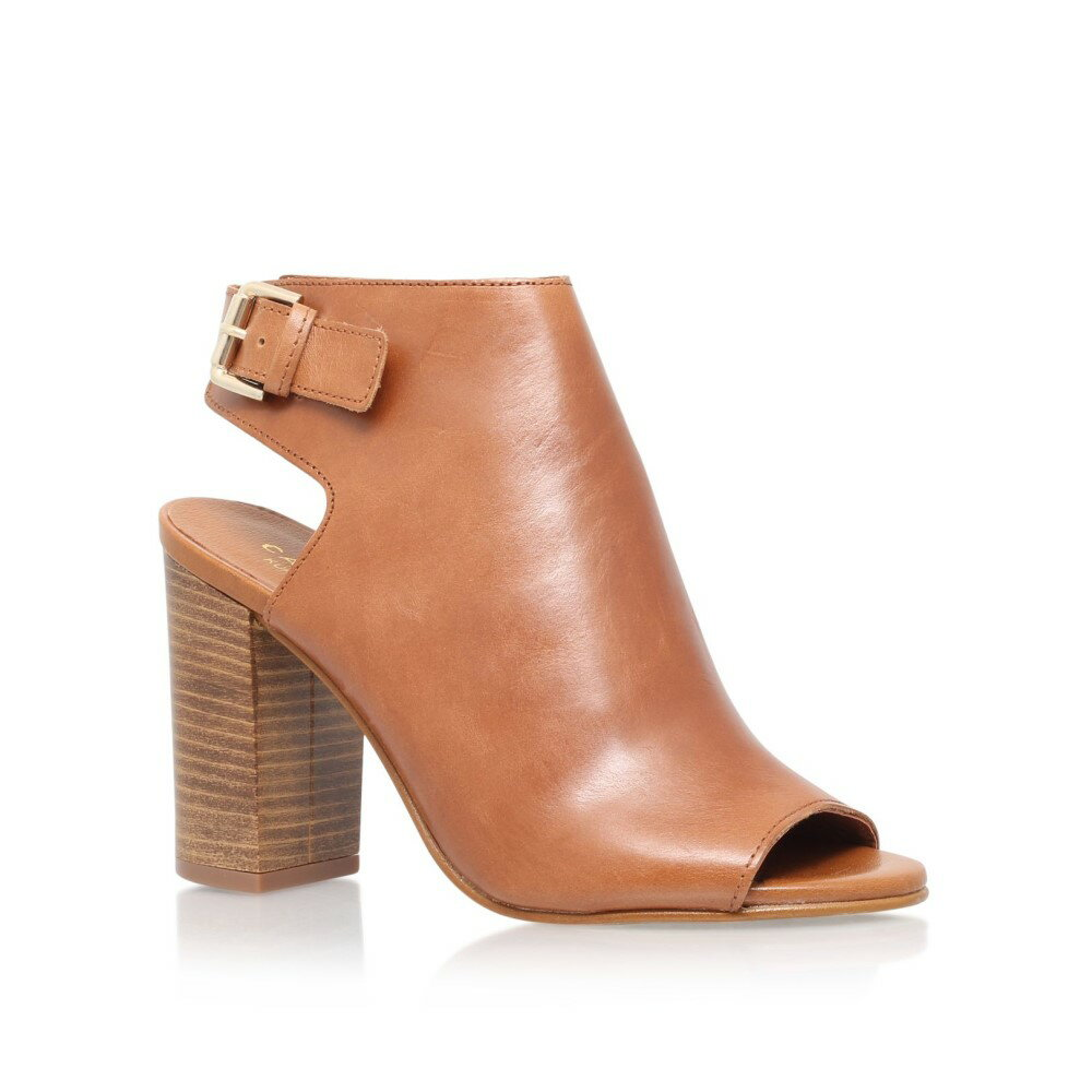 カーベラ レディース シューズ・靴 パンプス【Assent High Heel Slingback Shoes】tan