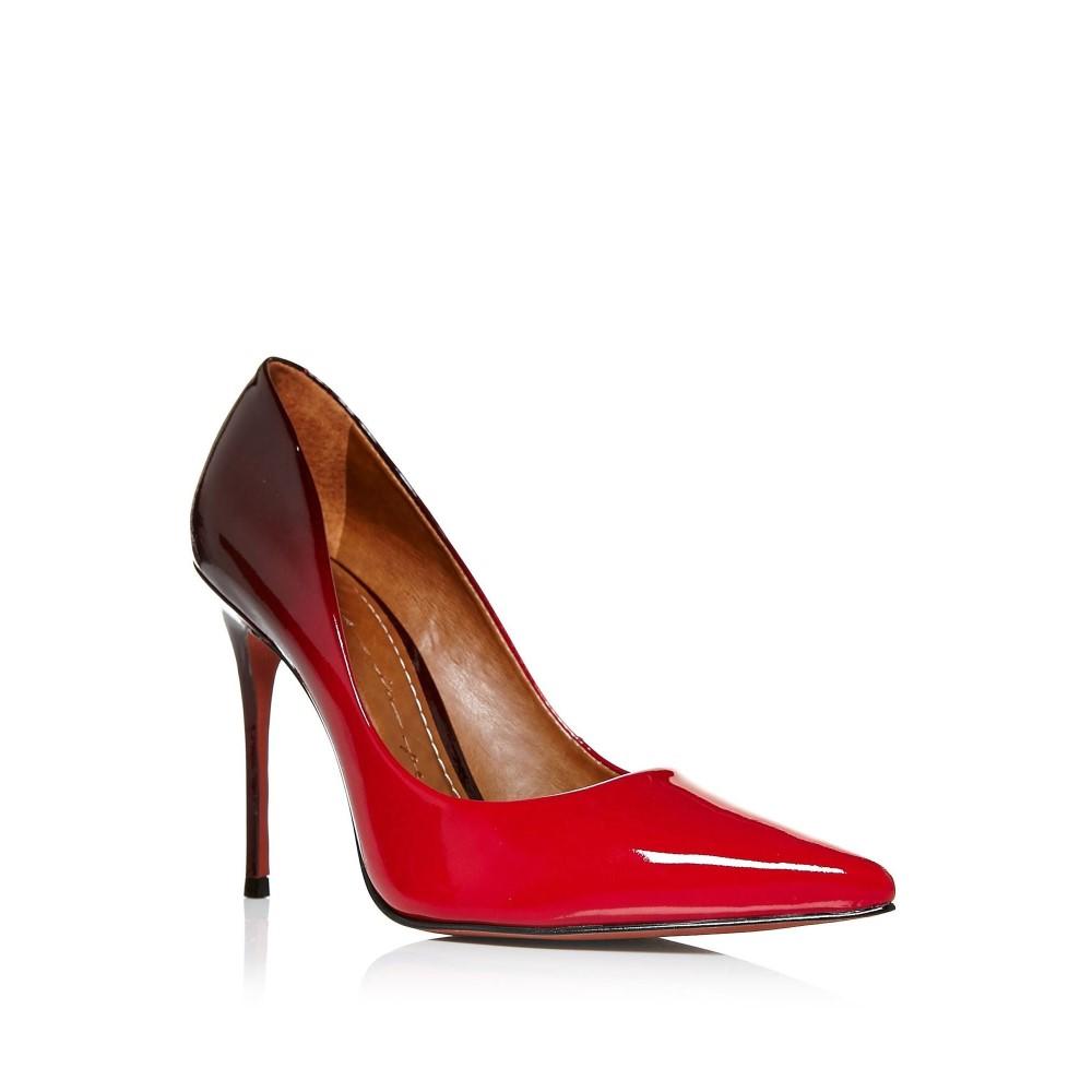 モーダインペレ レディース シューズ・靴 パンプス【Cristina Stiletto Heel Court Shoes】red