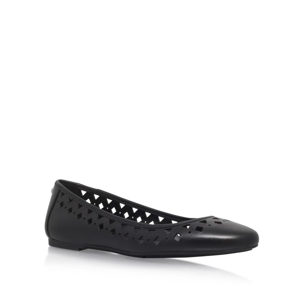 マイケル コース レディース シューズ・靴 パンプス【Sunny Flat Ballerina Pumps】black