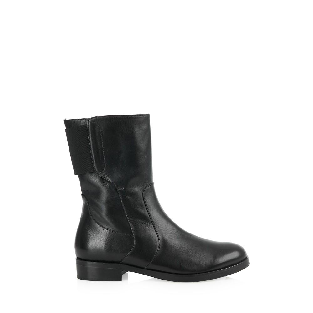 カーラロンドン レディース シューズ・靴 ブーツ【Seesaw Mid Calf Boot】black