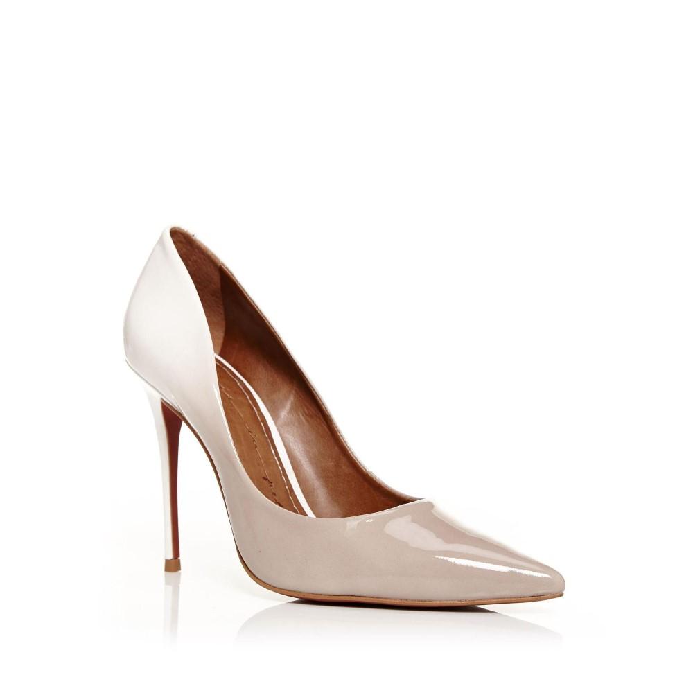モーダインペレ レディース シューズ・靴 パンプス【Cristina Heel Court Shoes】beige