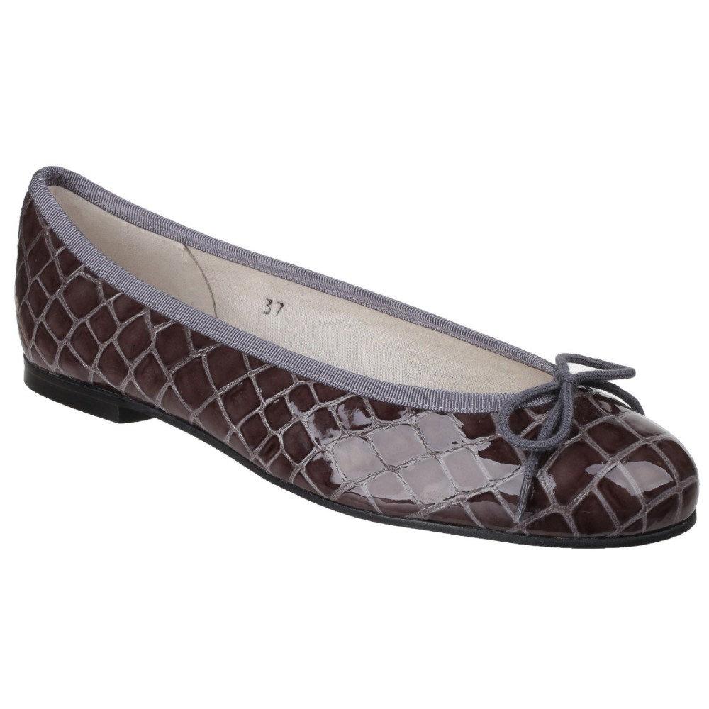 フレンチソール レディース シューズ・靴 パンプス【Henrietta Ballerina Pumps】grey