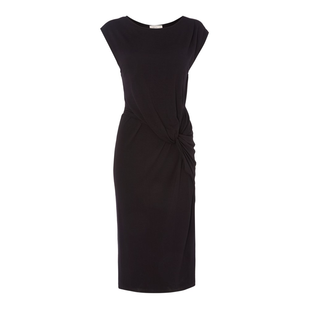レーベルラボ レディース ワンピース・ドレス ボディコンドレス【Twist Jersey Dress】black