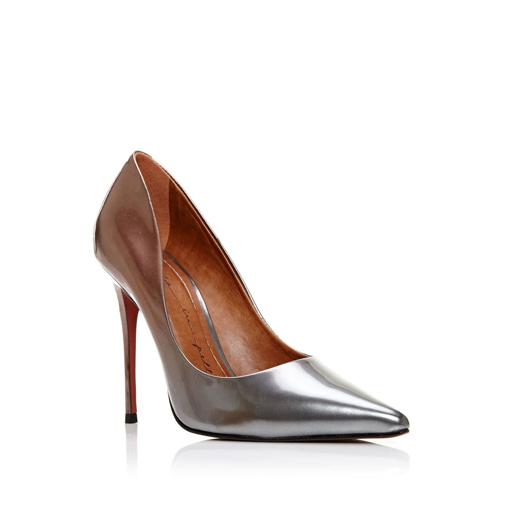 モーダインペレ レディース シューズ・靴 パンプス【Cristina Court Shoes】metallic