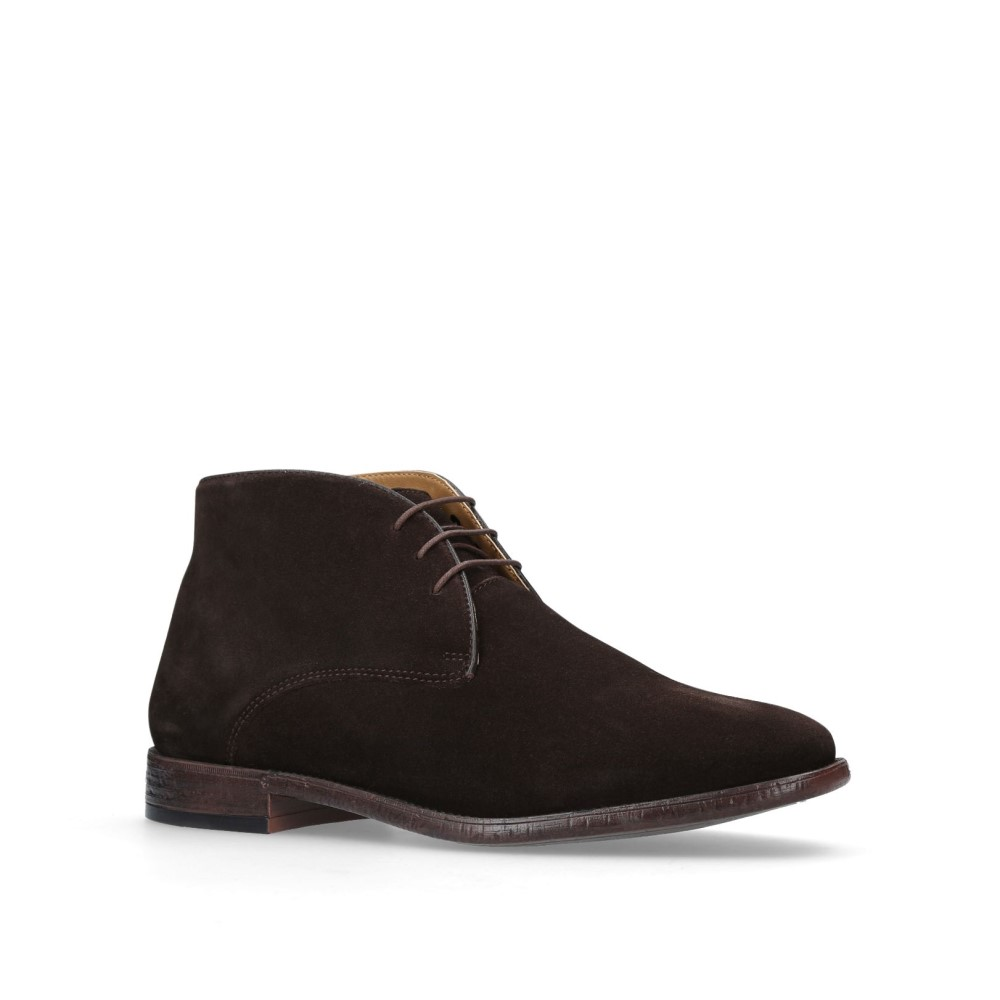 KG カートジェイガー メンズ シューズ・靴 ブーツ【Marlow Chukka Boots】brown