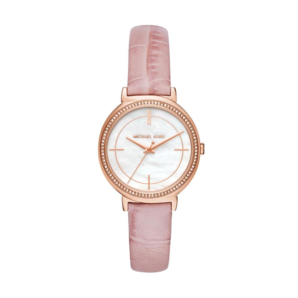 マイケル コース レディース 腕時計【Mk2663 Strap Watch】pink