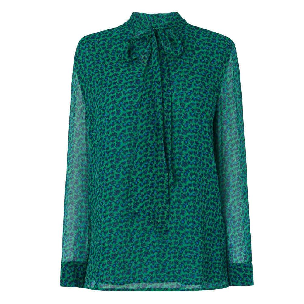 エルケーベネット レディース トップス ブラウス・シャツ【Rudy Printed Blouse Woven Top】green