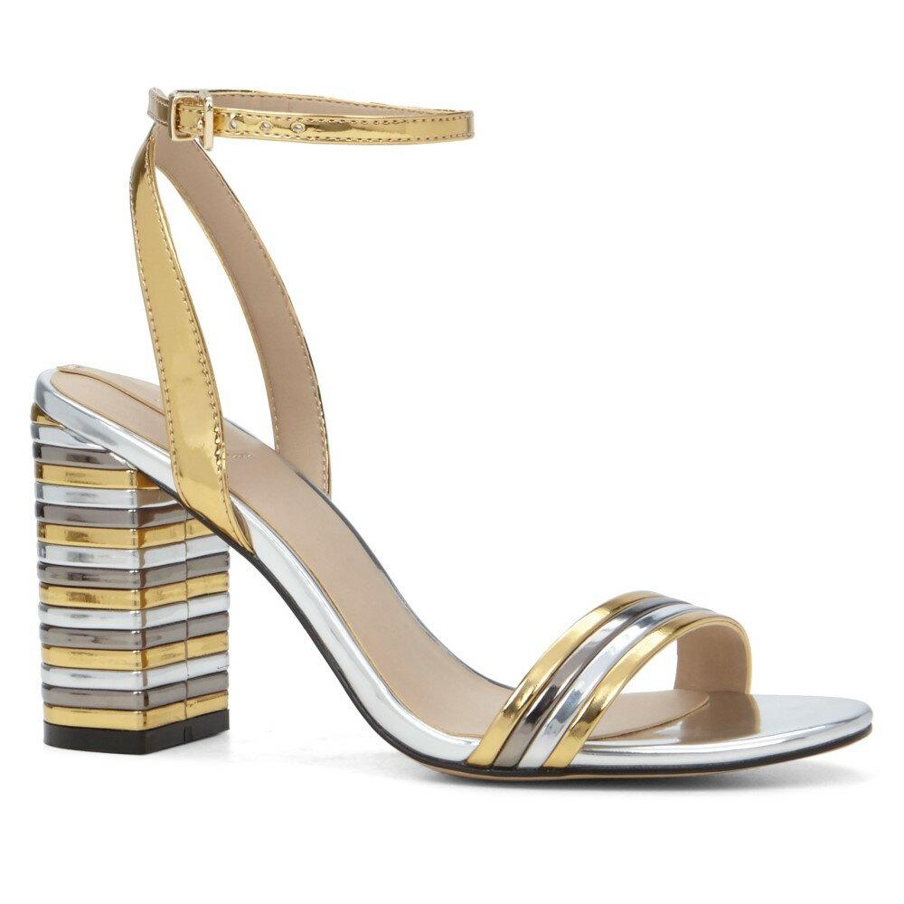 アルド レディース シューズ・靴 サンダル・ミュール【Izabela Heeled Sandals】gold