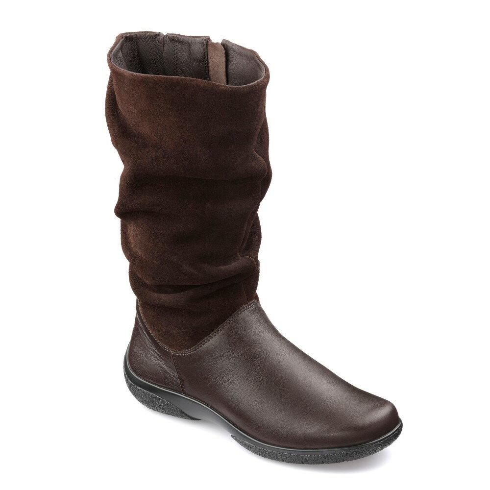 フーター レディース シューズ・靴 ブーツ【Mystery Hotter Original Boot】chocolate