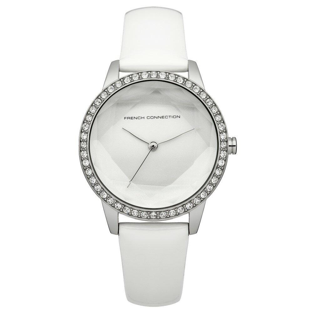 フレンチコネクション レディース 腕時計【Strap Watch】white