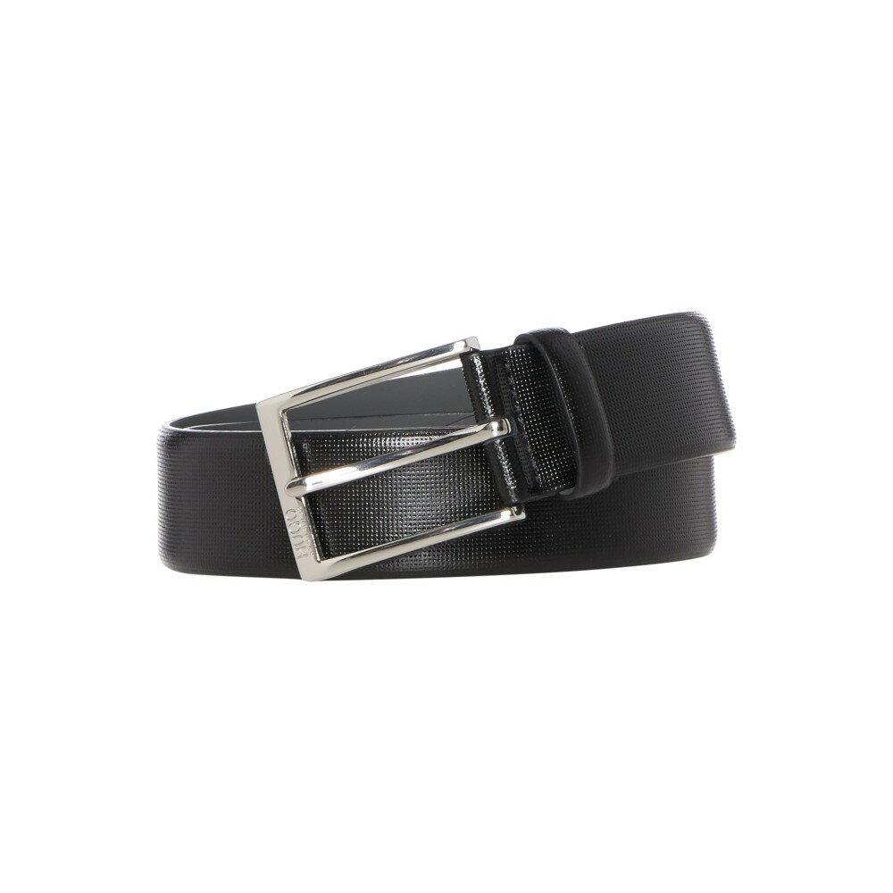 ヒューゴ ボス メンズ ベルト【C-gorizy Belt】black