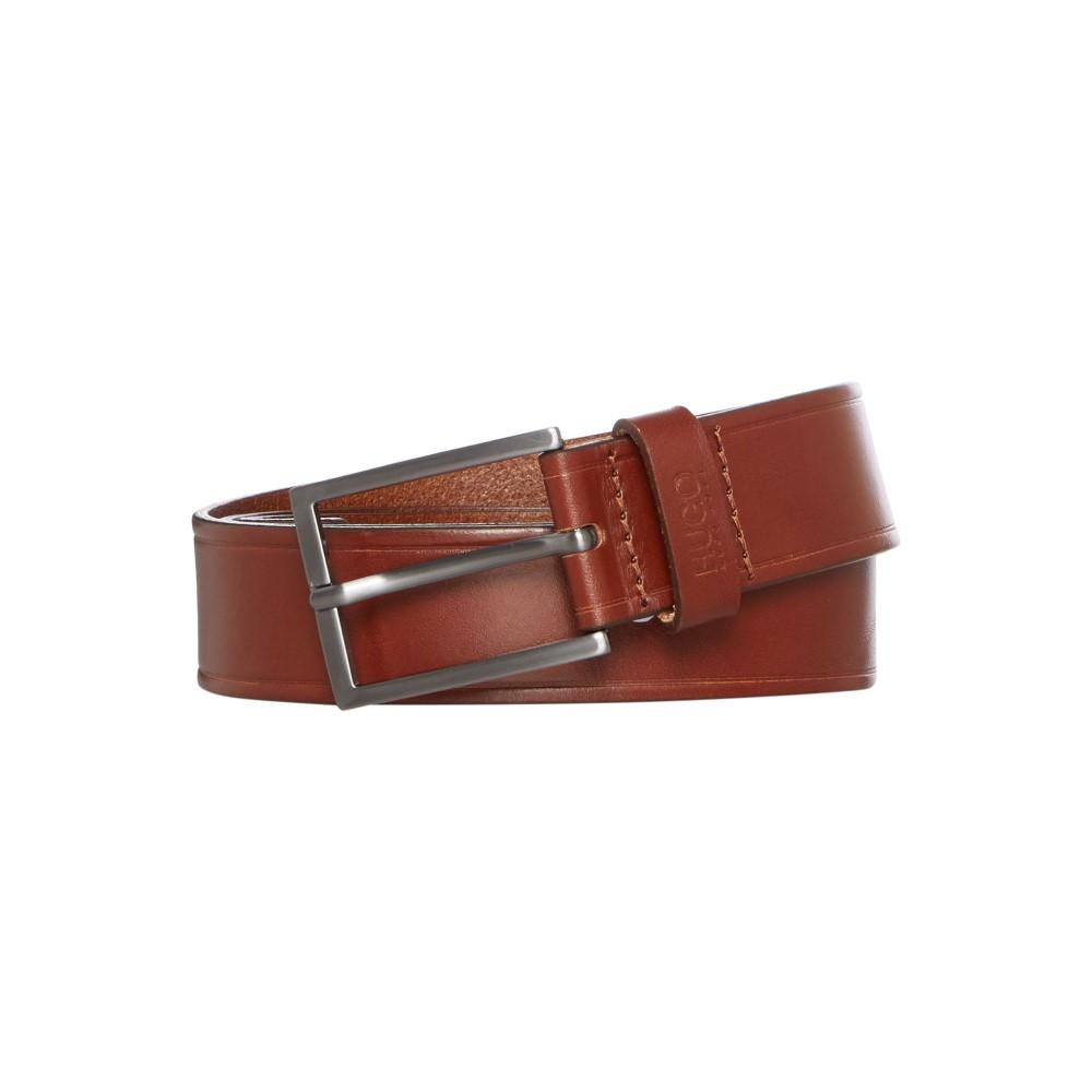 ヒューゴ ボス メンズ ベルト【C-grigo Casual Belt】brown