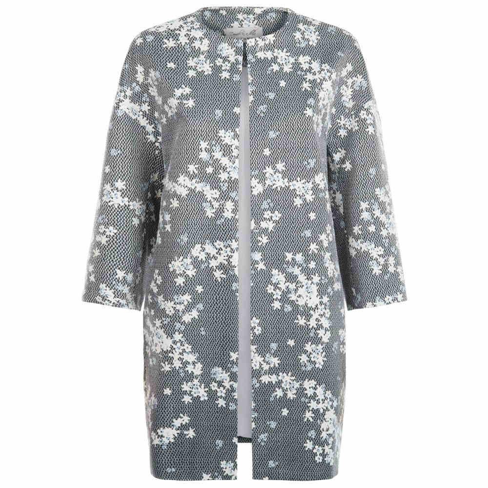 ダンセル レディース アウター ジャケット【Delfina Coat】blossom