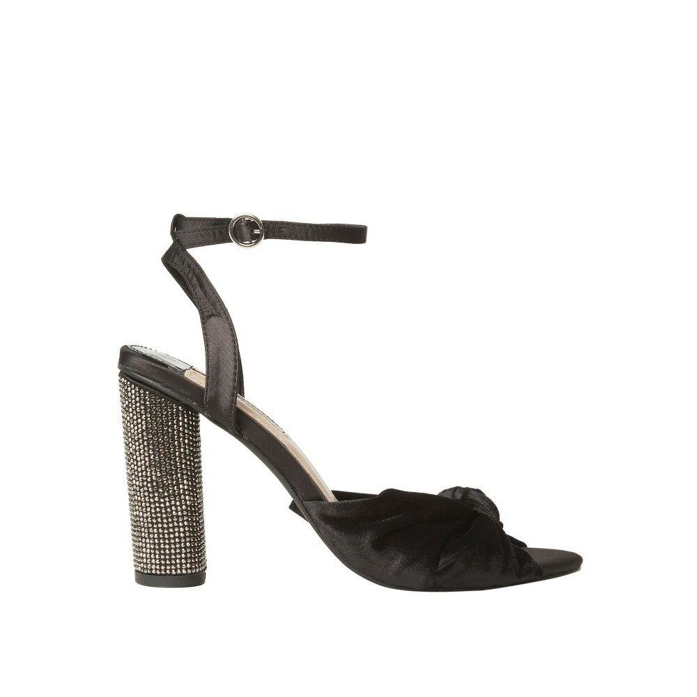 ドロシー パーキンス レディース シューズ・靴 サンダル・ミュール【Bella' Heeled Sandal】black