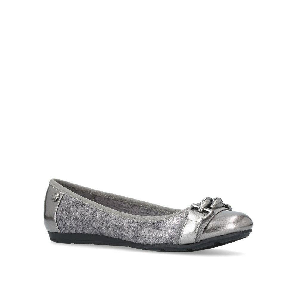 アン クライン レディース シューズ・靴 パンプス【Alexa Pumps】silver