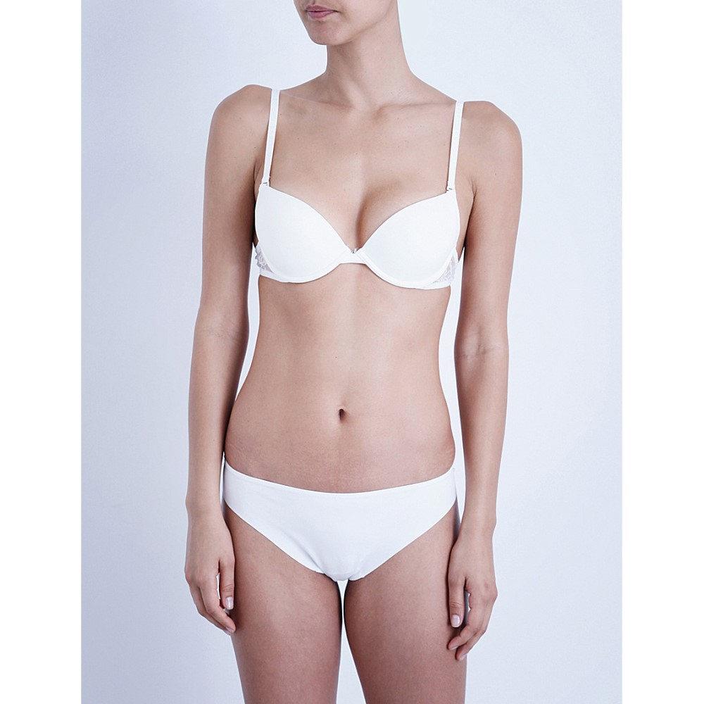 ラ ペルラ la perla レディース インナー ブラジャー【shape-allure multi-way american bra】Ivory