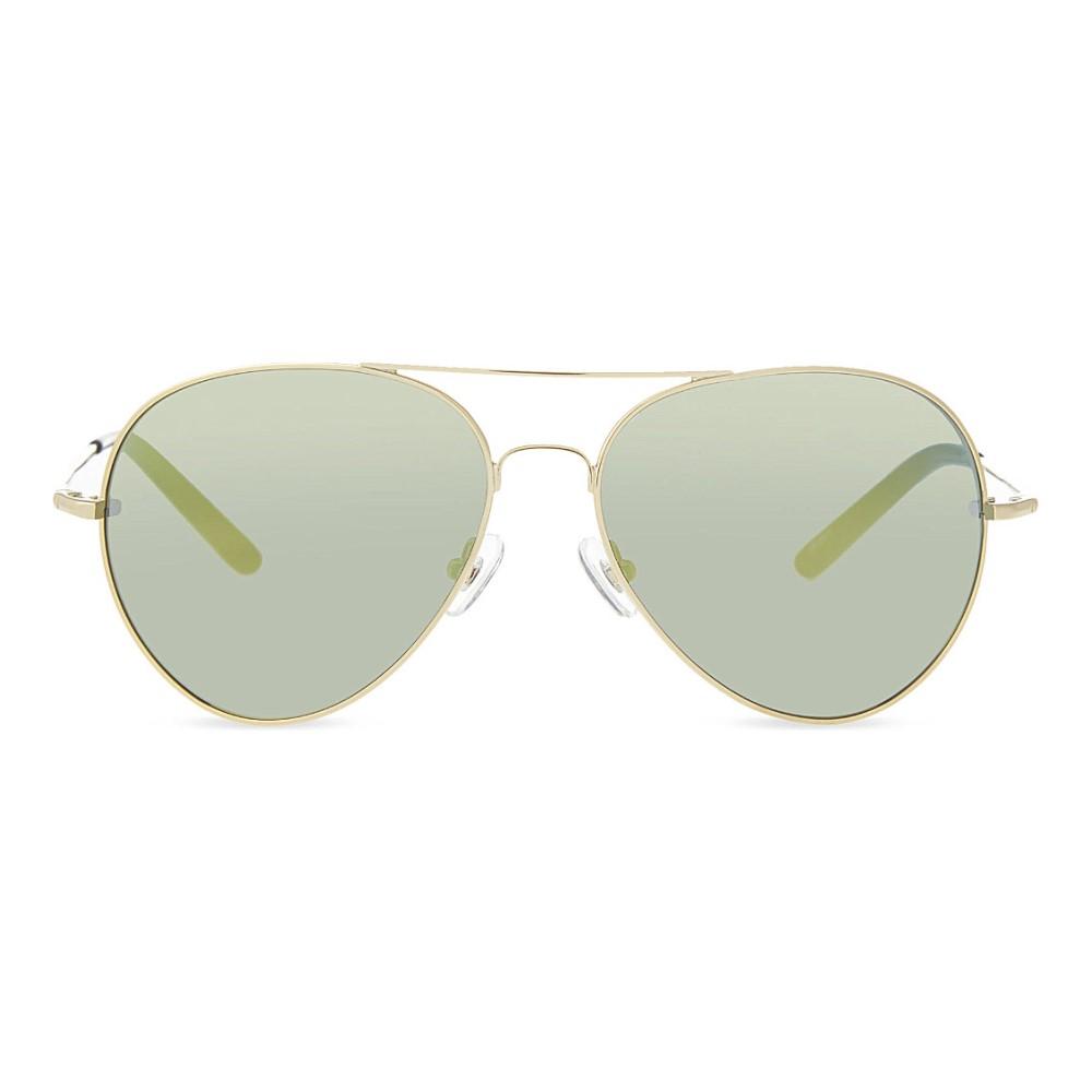 マシュー ウィリアムソン matthew williamson レディース アクセサリー メガネ・サングラス【mw130 aviator sunglasses】Light gold & black