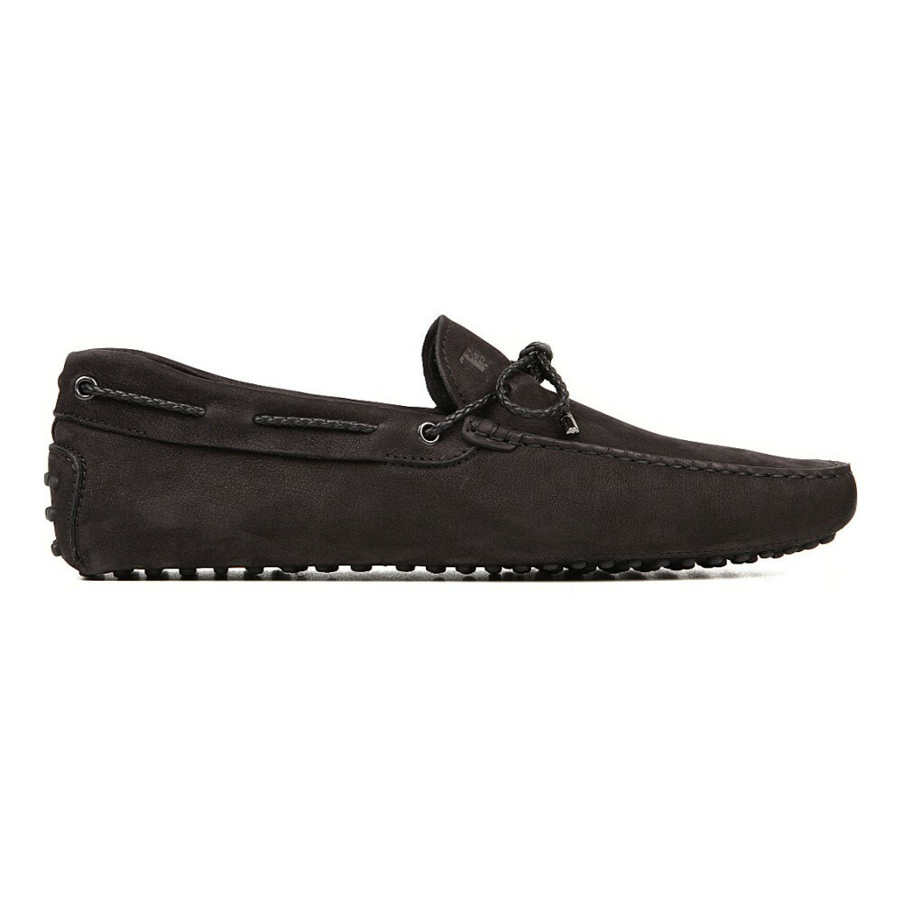 トッズ tods メンズ シューズ・靴 ドライビングシューズ【scoubidou driver shoes】Black
