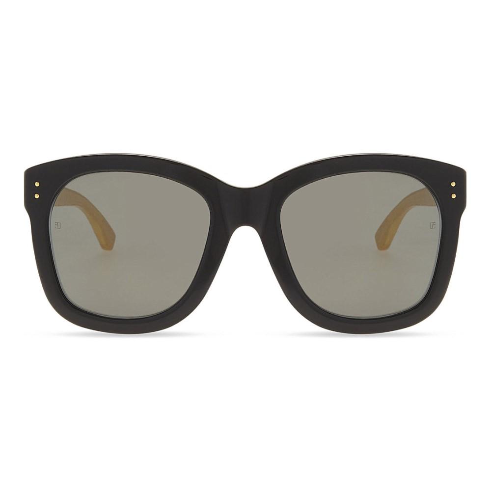 リンダ ファロー linda farrow レディース アクセサリー メガネ・サングラス【lfl513 oversized sunglasses】Gold