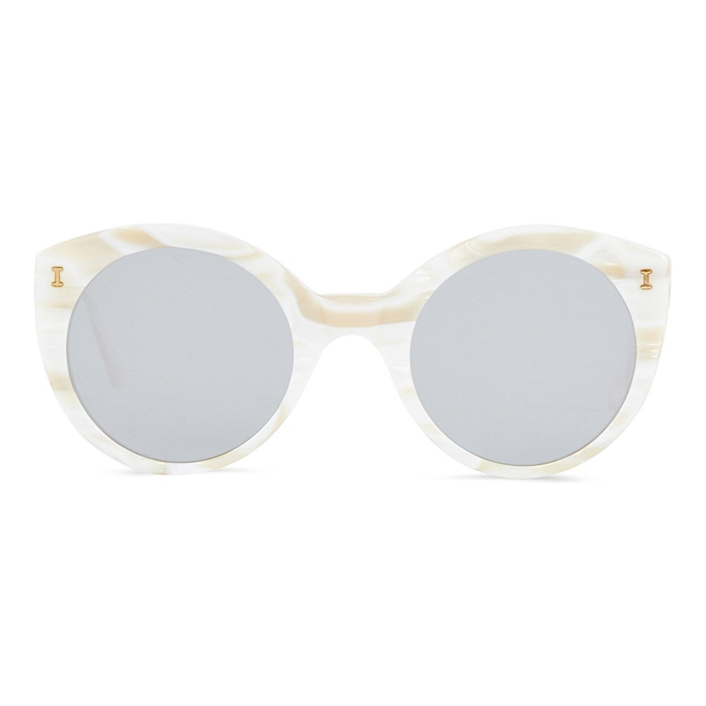 イレステーバ illesteva レディース アクセサリー メガネ・サングラス【palm beach sunglasses】Cream marble