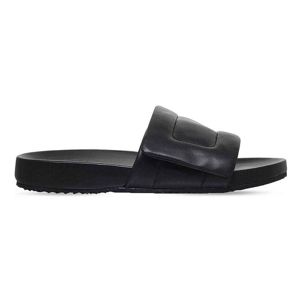 エムエム6 メゾン マルジェラ maison margiela メンズ シューズ?靴 サンダル【future pool sliders】Black