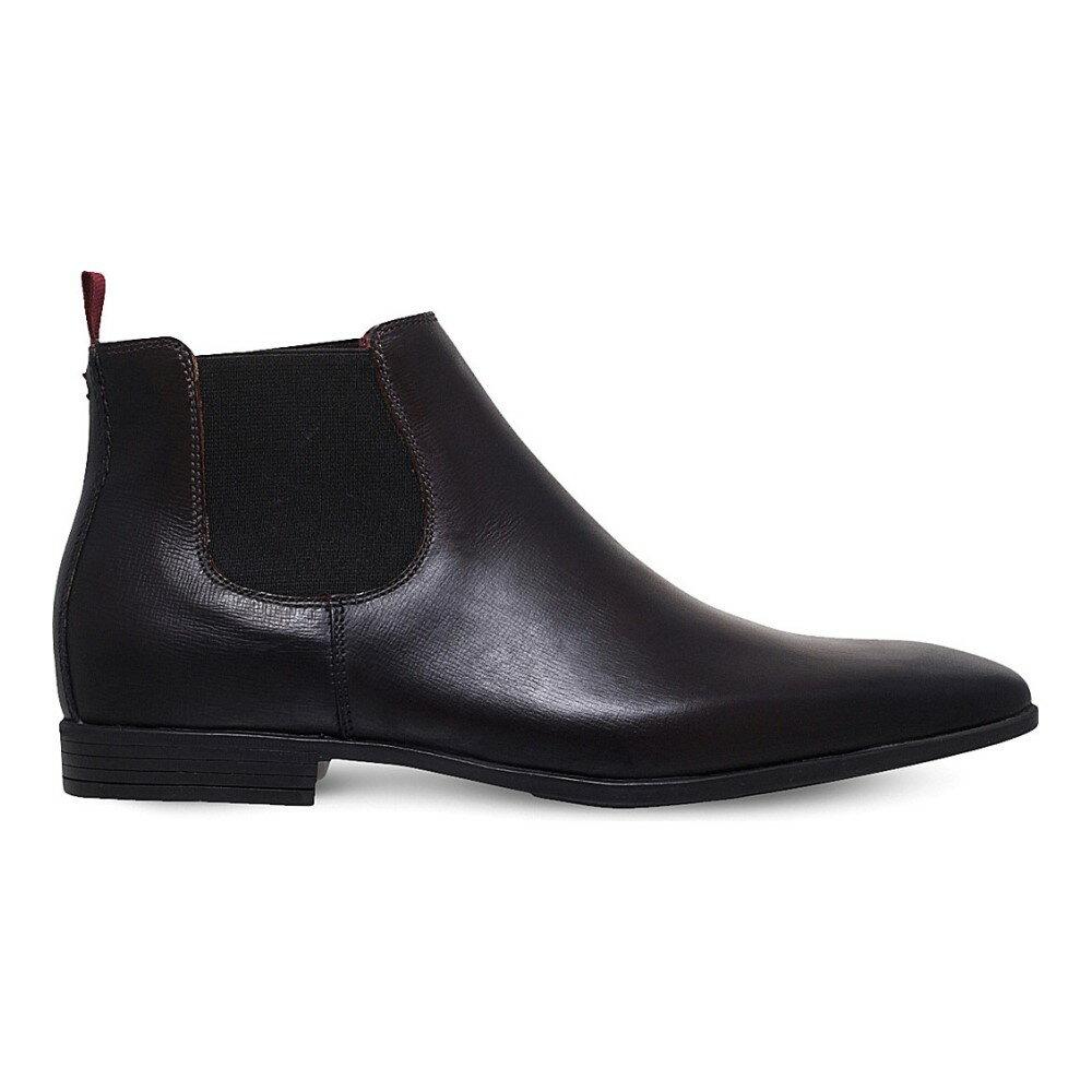 カート ジェイガー kg kurt geiger メンズ シューズ・靴 ブーツ【waldock leather chelsea boots】Wine