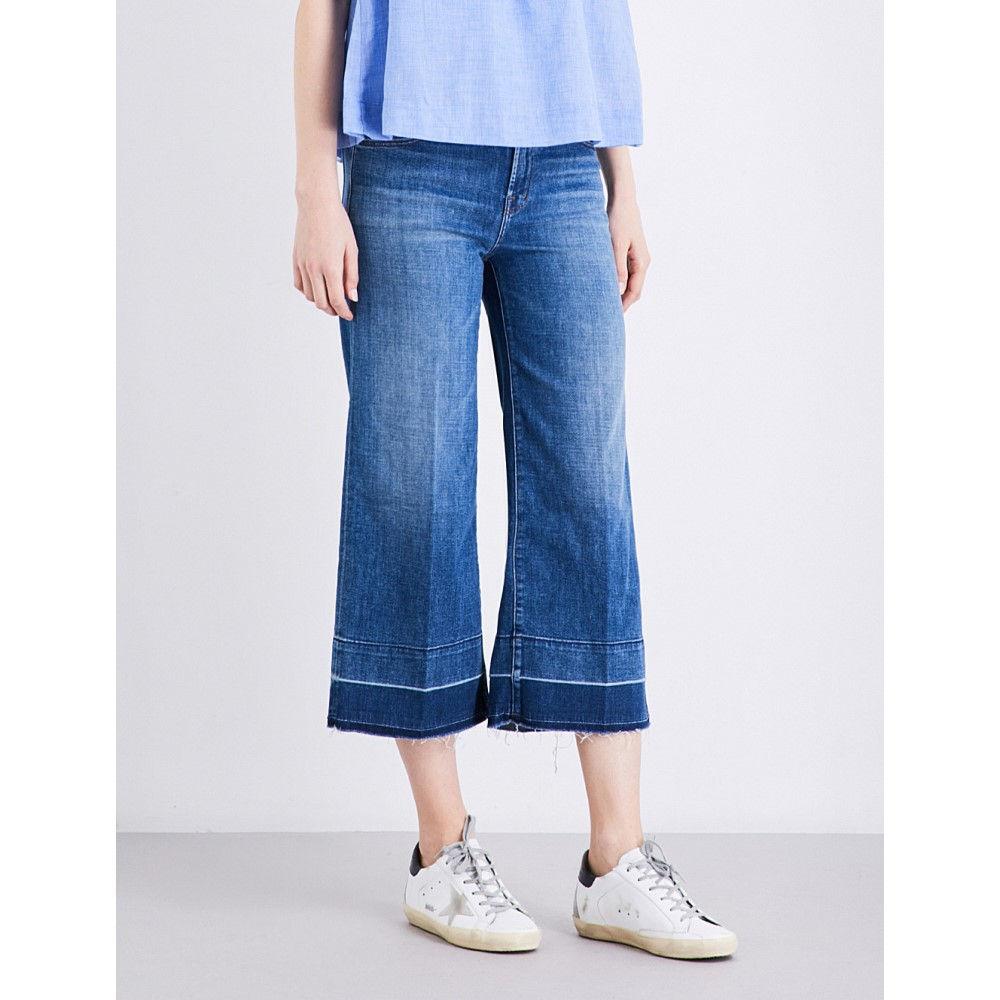 ジェイ ブランド j brand レディース ボトムス ジーンズ【liza wide-leg mid-rise jeans】Heartbroken