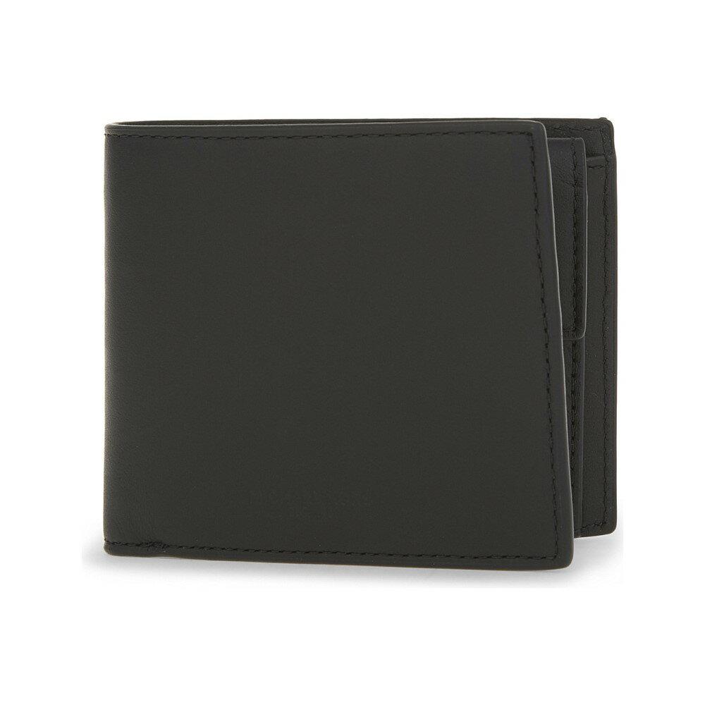 マイケル コース michael kors メンズ アクセサリー 財布【odin leather billfold wallet】Black