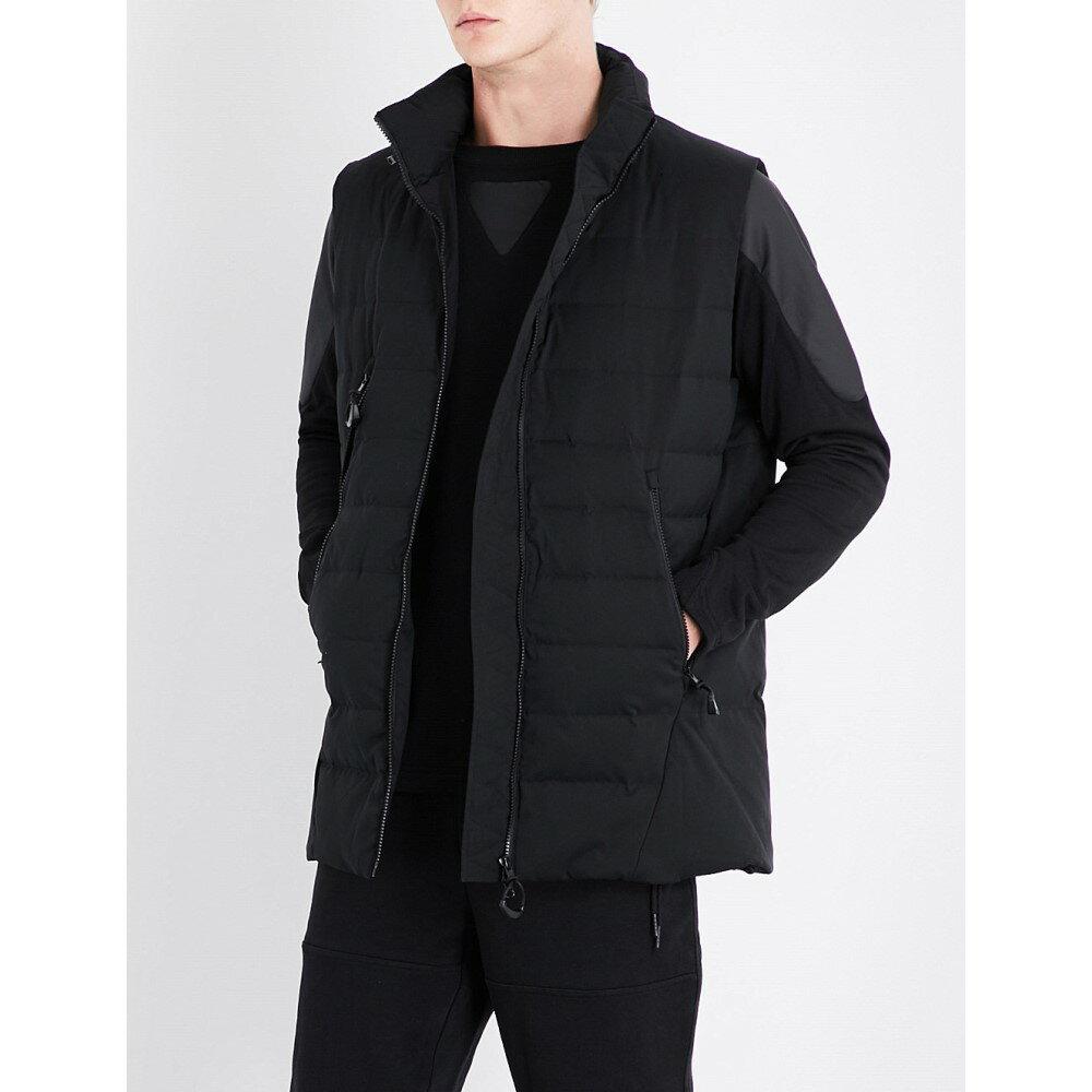 ワイスリー y3 メンズ アウター ジャケット【padded shell jacket】Black