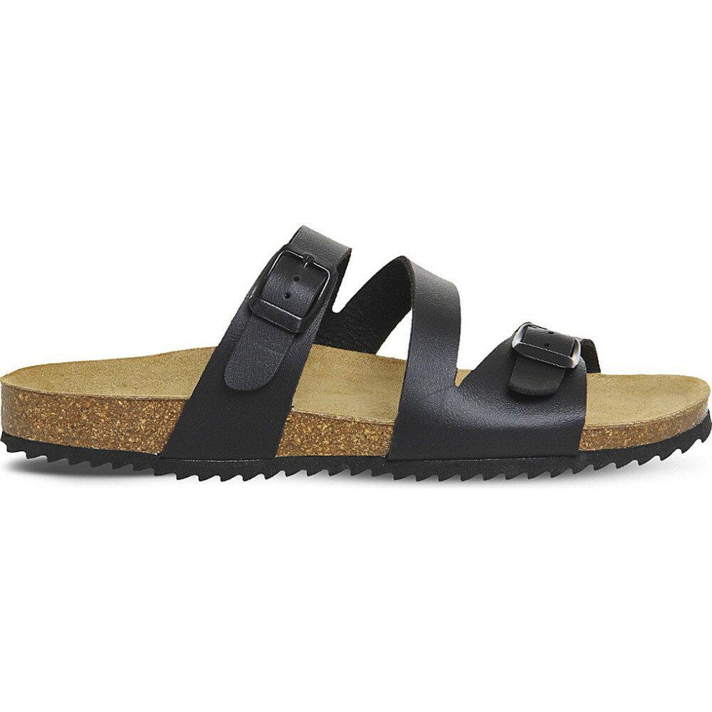 オフィス office レディース シューズ・靴 サンダル・ミュール【bounty leather sandals】Black