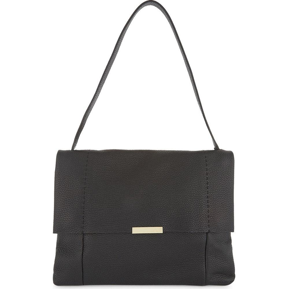 テッドベーカー ted baker レディース バッグ ショルダーバッグ【proter leather shoulder bag】Black
