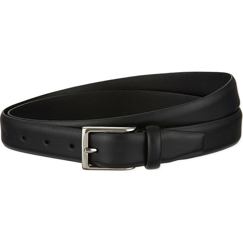 アンダーソンズ andersons メンズ ファッション小物 ベルト【soft leather belt】Black