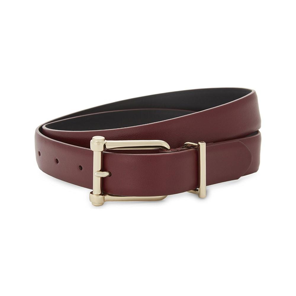 リース レディース ベルト【sari leather belt】Ox blood