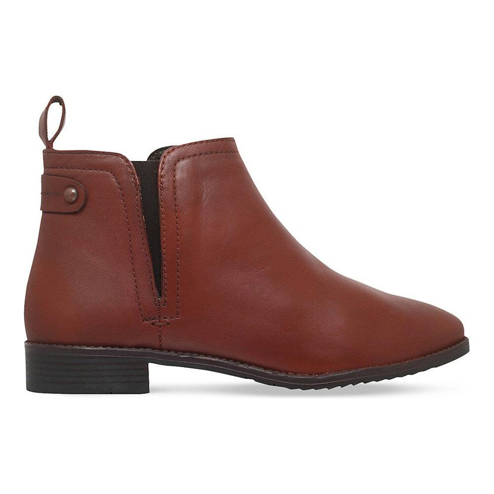 カーヴェラコンフォート carvela comfort レディース シューズ・靴 ブーツ【rex leather chelsea boots】Tan