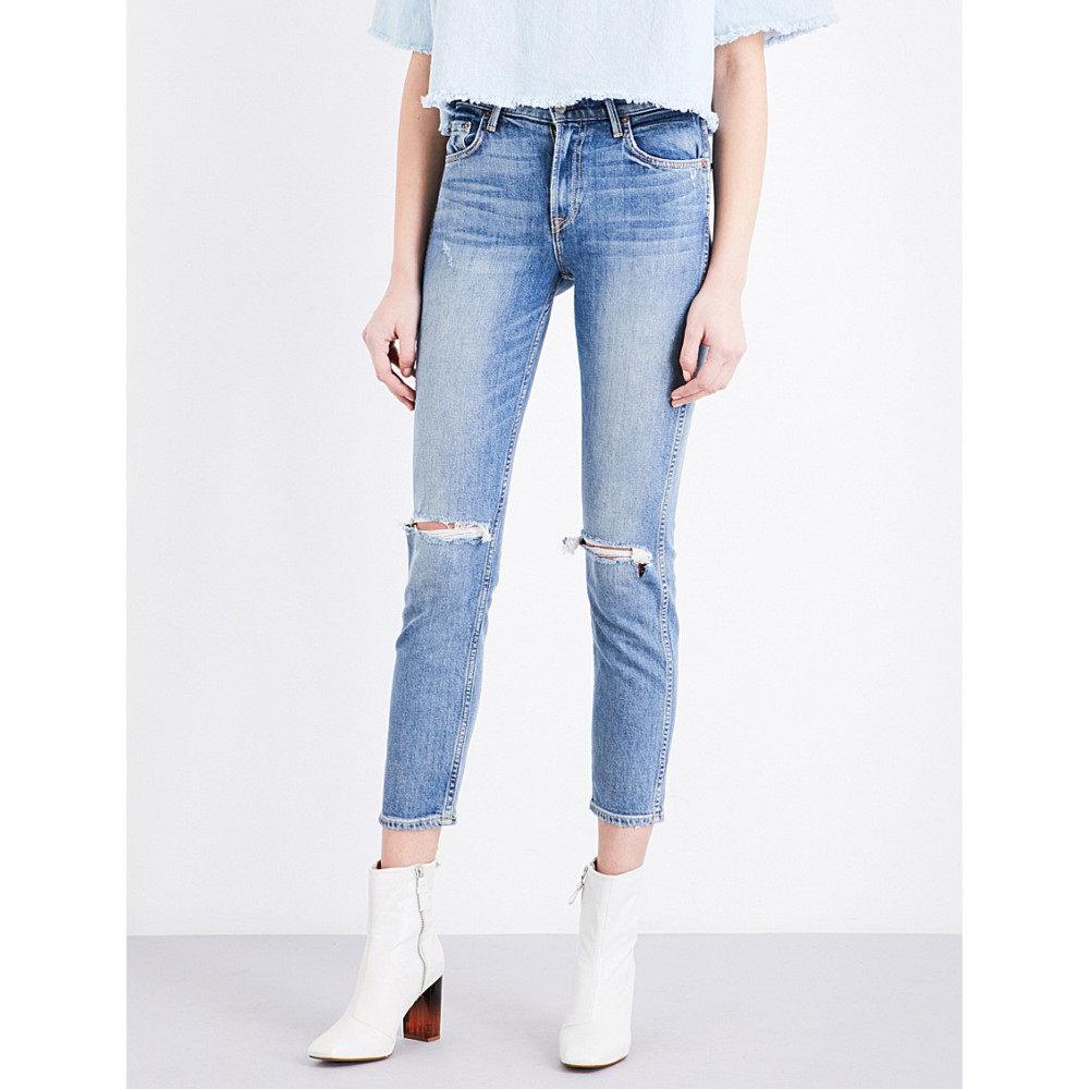 ガールフレンズ grlfrnd レディース ボトムス ジーンズ【naomi skinny high-rise jeans】