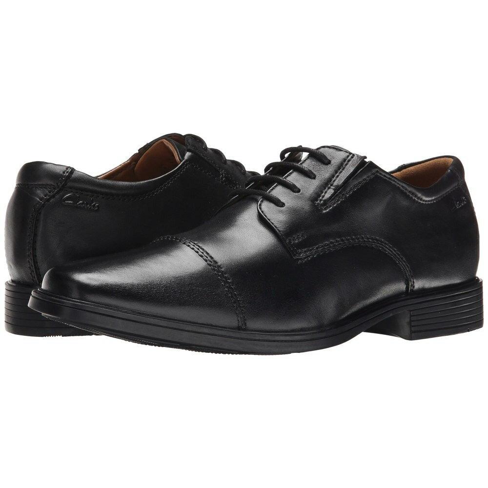 【残り一点限り!】【サイズ:10D-M】クラークス【Tilden Cap】メンズ シューズ・靴 革靴・ビジネスシューズ【あす楽】