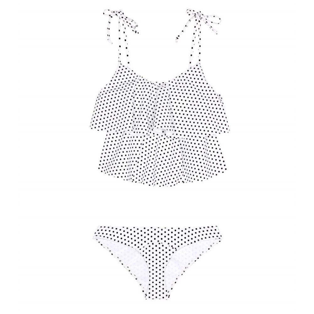 リサ マリー フェルナンデス Lisa Marie Fernandez レディース 水着 ボトムのみ【Imaan ruffled bikini swimsuit】