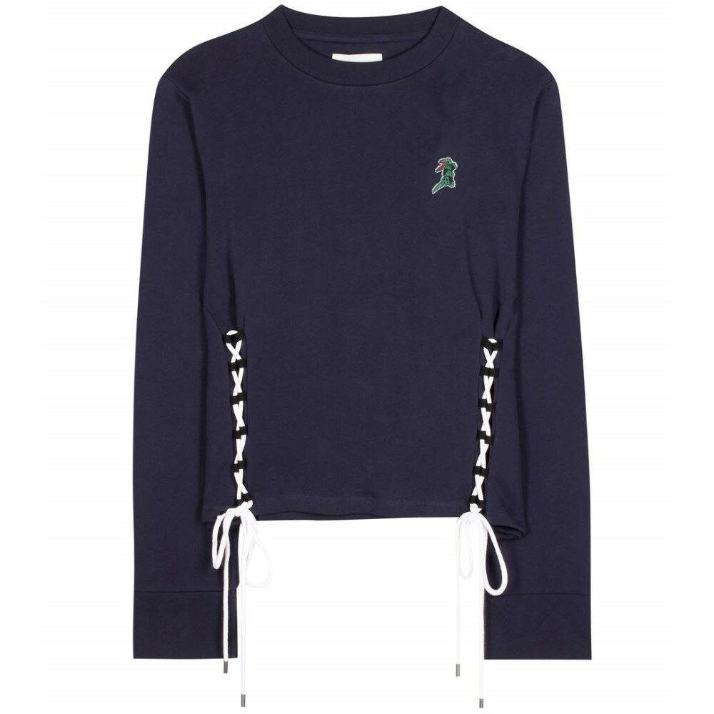 パブリック スクール Public School レディース トップス トレーナー【Leighton cotton sweatshirt】