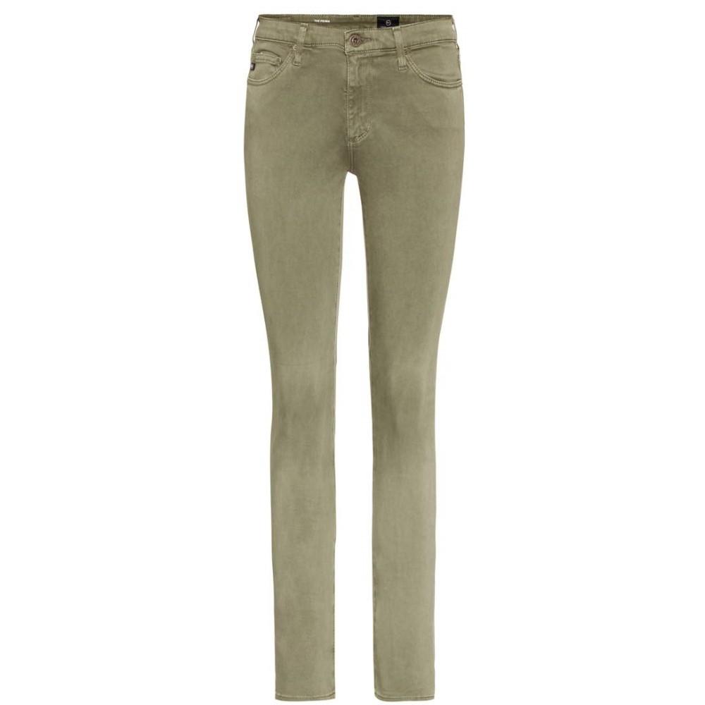 エージージーンズ AG Jeans レディース ボトムス ジーンズ【The Prima Mid-rise Cigarette jeans】