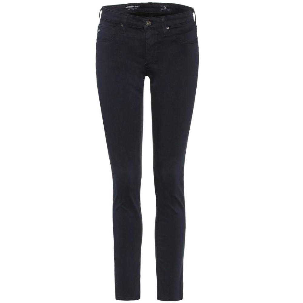 エージージーンズ AG Jeans レディース ボトムス ジーンズ【The Legging Ankle cotton-blend skinny jeans】